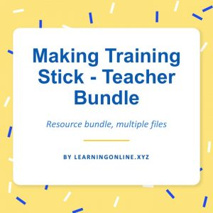 Making Training Stick - Teacher Bundle